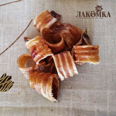 Трахея / кольца по 3-4 см / 100 гр